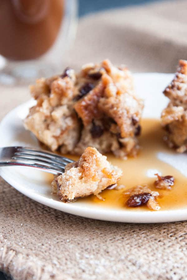 Cinnamon Raisin French Toast Bites recipe | breakfast for dinner