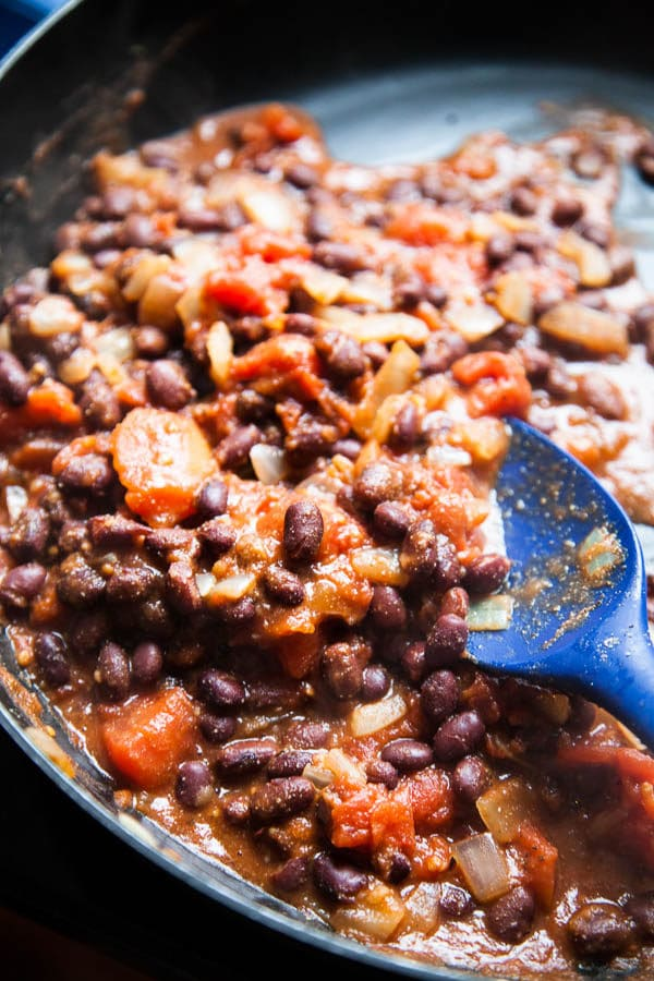 how to make black bean sauce with canned black beans