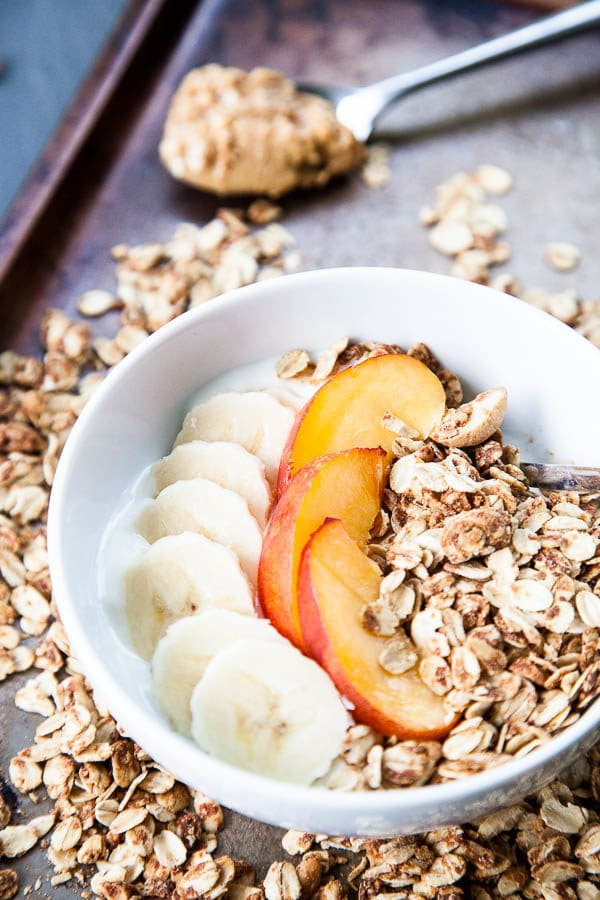 You need this quick and easy granola recipe in your back pocket. And I bet you already have the ingredients in your kitchen.