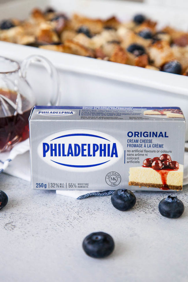 Philadelphia Cream Cheese ingredient